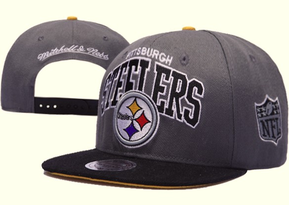 Pittsburgh Steelers NFL Snapback Hat XDF017